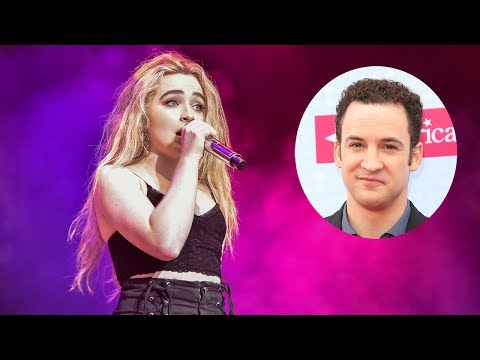 Sabrina Carpenter Calls Out GMW Costar Ben Savage Onstage