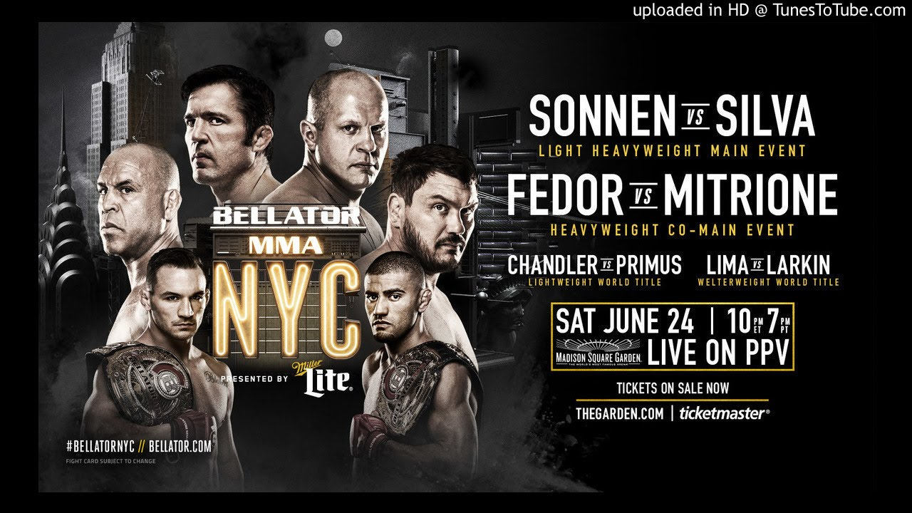 Bellator NYC Conference Call