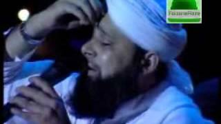 Alwada Alwada Mah e Ramzan Exclusive Mehfil e Shab e Qadr 2008 | Hazrat Owais Raza Qadri Sb
