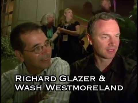 The Late  Richard Glatzer & partner Wash Westmoreland ~ Stephen Holt