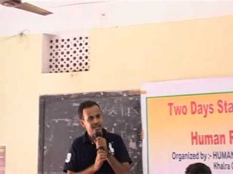 Human Rights & the Law Ranchi 14-15 July 2012 Part 19