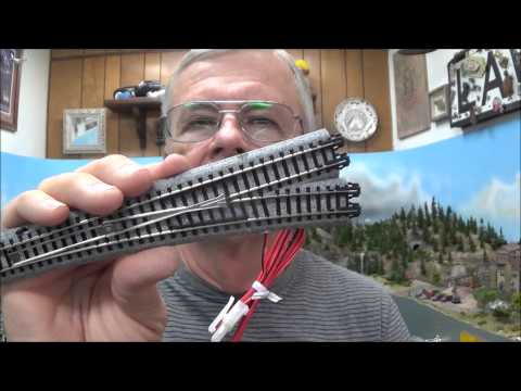 Wiring for DCC with N Scale Kato Unitrack