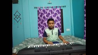 Kharo Bayu - Rabindra sangeet - Keyboard cover by Soumil Karmakar