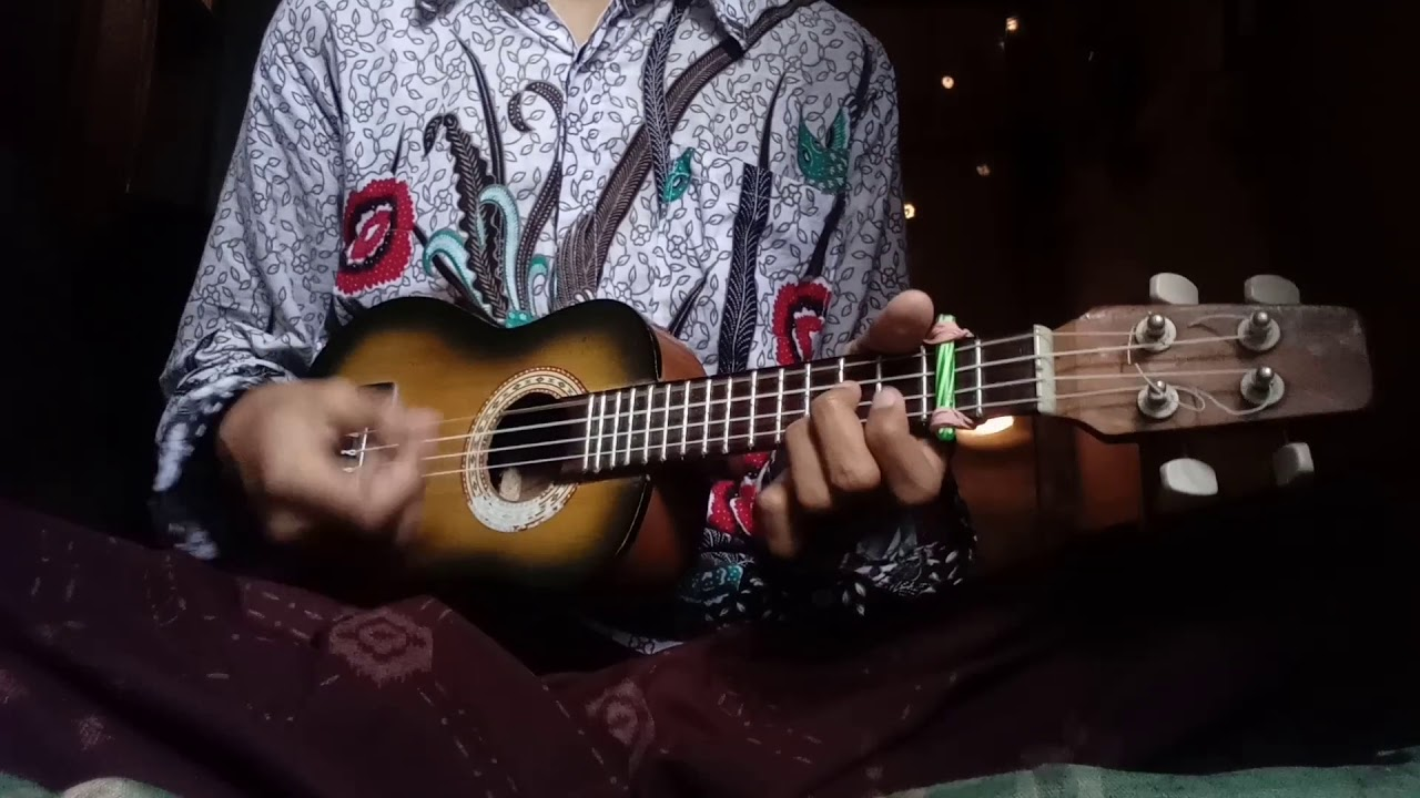Aisyah Istri Rasulullah~Fingerstyle Kentrung senar 4 by ...