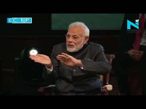 PM Modi lauds Neem Project in London for bringing women empowerment!