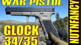 """""""Glock 34: War Pistol"""" by Nutnfancy"""