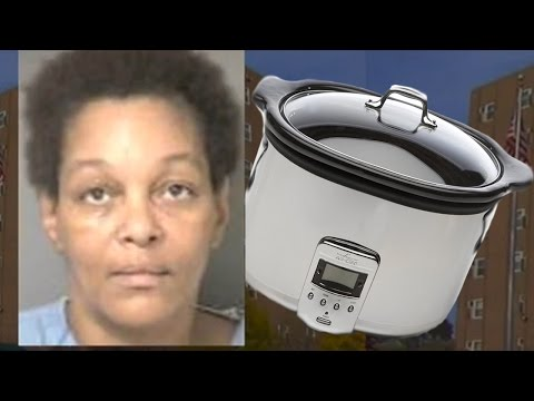 Woman Killed With Slow Cooker During Political Debate