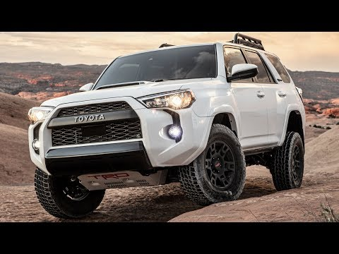 Toyota 4Runner's Changes For 2020