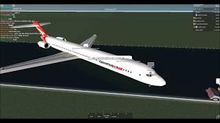 Qantas QA Flight Experience | ROBLOX Flight