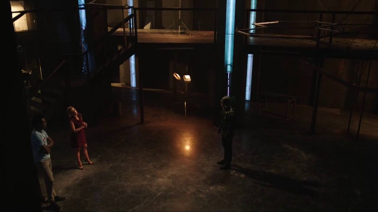 Arrow: S5E2 - Oliver Tells Felicity About His Time At The Bratva