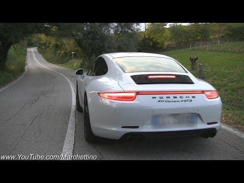 Porsche 991 GTS Revs and Launch Control