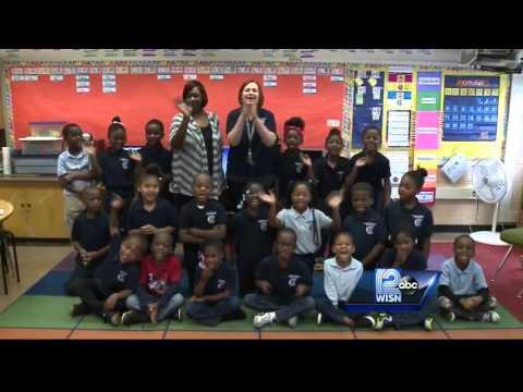 11/2: First grade, George Washington Carver Academy, Milwaukee