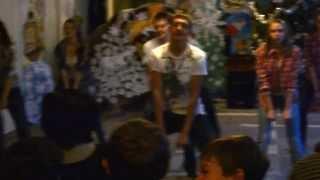 Павел Воля я танцую танец 6 школа 8Б
