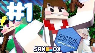 쵸쵸우의 아들이 된 도티...ㅠㅠ [영역확장 서바이벌4 #1편: 마인크래프트] Minecraft - Captive 4 - [도티]