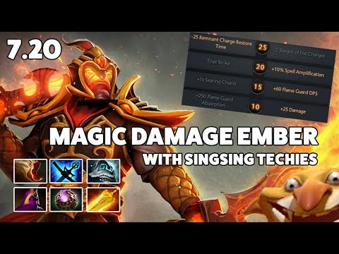 Waga plays Ember with singsing! MAGIC DAMAGE BUILD?! Crazy long game!!