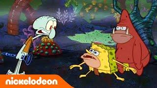SpongeBob SquarePants   Penjelajah waktu   Nickelodeon Bahasa