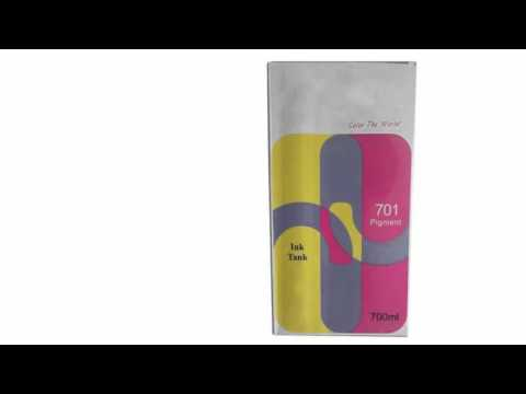 Canon  Cartuchos de tinta 701  700ML Dye Ink Compatible ink Cartridge sale
