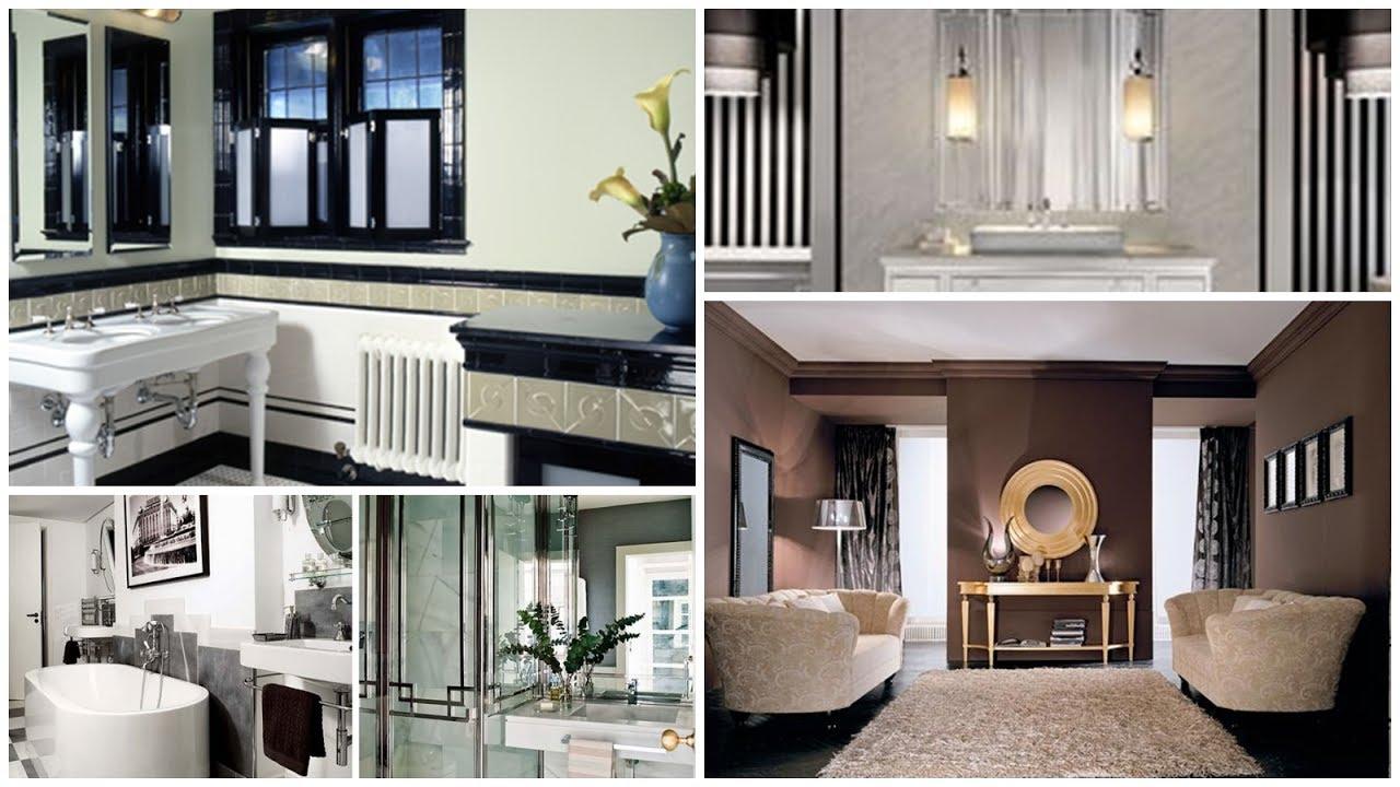 20+ Best Art Deco Bathroom Design Ideas