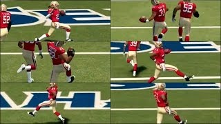 Madden 25 Ultimate Team Xbox One Gameplay - QJB Gonna Score 100 | High Stepping Like Marching Band