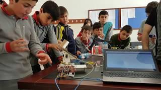 Göynücek Ortaokulu - TUBİTAK 4006 - Elektronik ve Bilgisayar Projeleri