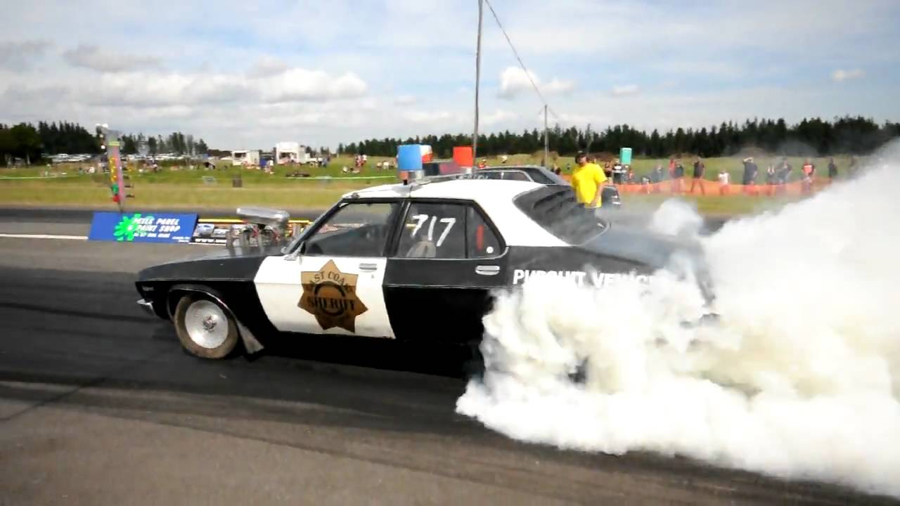 Police Car Doing Burnout YouTube - Cool cars doing burnouts