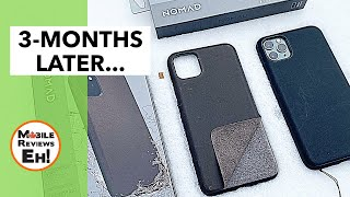 Nomad Active Rugged iPhone Case Review - LONG TERM Review