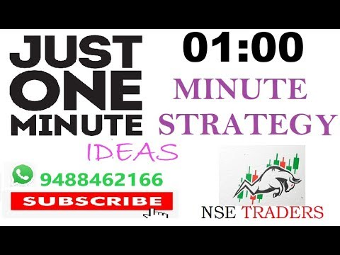 1 Mins Close Candle Strategy IN Tamil | 1 Minute Strategy