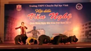 """Kịch múa """" Hồi ức mẹ Việt Nam anh hùng """" - A4K47 - KC ĐHV"""