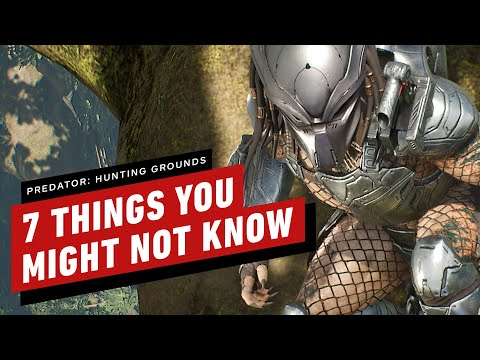 Predator: Hunting Grounds – 7 Things You Might Not Know