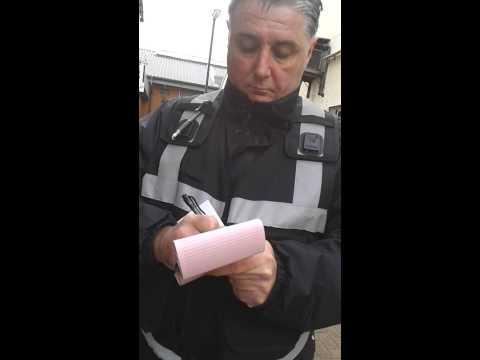 Mr gowland enforcement officer.