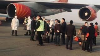 مفاجأة.. 44 مصريًا رفضوا العودة من ووهان الصينية