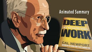 Download Deep Work by Cal Newport | Animated Book Summary | Between The Lines Animations