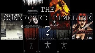 The Connected Timeline of The Blair Witch