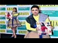 Parineeti Chopra Unveils Grazia Magazine Cover - FULL VIDEO