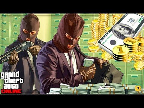 GTA V Online Live #54   Money Making Grind !