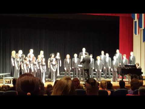 Bright Morning Stars Veterans High School Concert Chorale Pre-LGPE concert