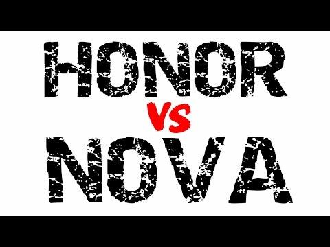 Huawei nova vs Huawei honor 8 - все плюсы и минусы в одном видео 👆