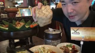【食レポ!タイ料理】人気店!北部料理ハーンジャオヌア