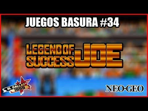 JUEGOS BASURA: Legend of Success Joe (Arcade / Neo-Geo) - Loquendo