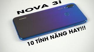 10 tính năng cực hay trên Huawei Nova 3i