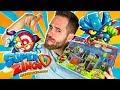 SuperZings Series 2 UNBOXING PACK SECRET LAB ATTACK PLAYSET | Mega UNBOXING SuperZings en Pe Toys