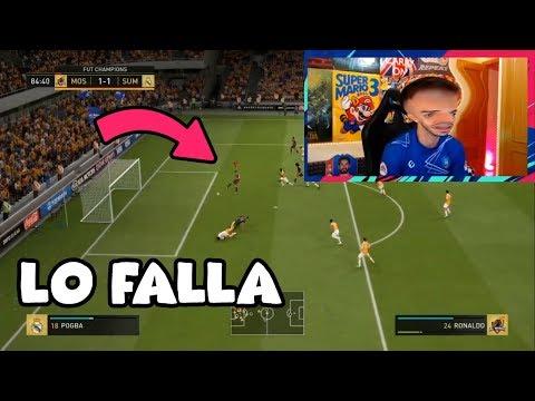 😂EL MAYOR FALLO DE DjMaRiiO | RECUERDOS RANDOM FIFA 19 #2