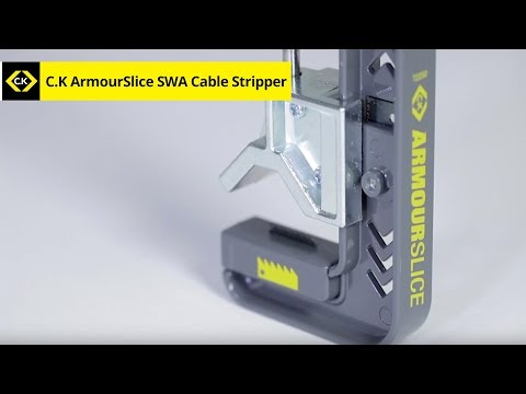 C.K ArmourSlice SWA Cable Stripper T2250