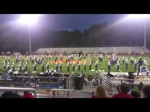 River Ridge High School Marching band