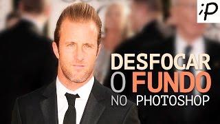 Como Desfocar o Fundo da Foto no Photoshop
