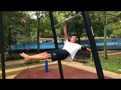 Calisthenics World Cup 2018 - Singapore - TEAM SINGAPORE