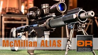 Alias Star and Aias CS5 McMillan Rifles Review