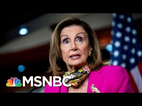 Speaker Pelosi: We're On A Good Path With Negotiations | Morning Joe | MSNBC