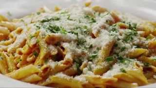 Pasta Recipes - How To Make Penne And Vodka Sauce
