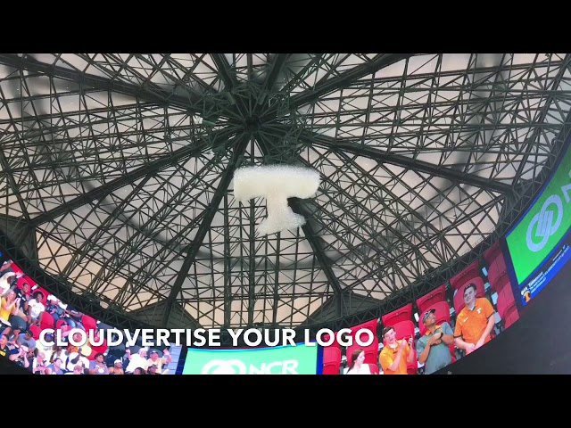 Flying Logos Tennessee Power T - COOL MARKETING IDEAS- CLOUDVERTISE®